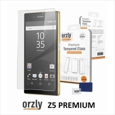 [Ori] Orzly Premium Tempered Glass 0.24mm - Sony Xperia Z5 Premium