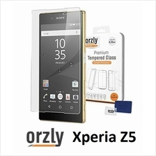 [Ori] Orzly Premium Tempered Glass 0.24mm - Sony Xperia Z5 / xperia z5