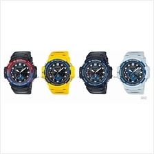 CASIO GN-1000 GN-1000B GN-1000C G-SHOCK GULFMASTER tidegraph moonphase