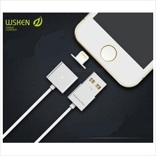 WSKEN Magnetic Cable for iPhone & Android (Cable + 1 head)