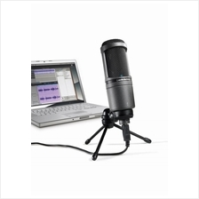 AUDIO TECHNICA AT2020 USB+ USB Cardioid Condenser Mic (NEW) -FREE SHIP