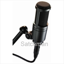 AUDIO TECHNICA AT2020 Cardioid Condenser Microphone (NEW) - FREE SHIP