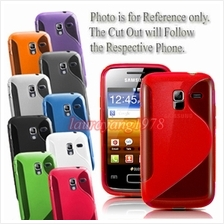 for Samsung Galaxy ON 7 ON7 G6000 S-Line Tpu Gel Skin Case Back Cover