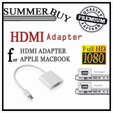 Thunderbolt Mini Displayport DP to VGA Adapter Cable Apple MacBook Pro