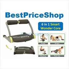 6 in 1 Smart Wonder Core 6 Six Packs Abs Exercise Fast Slimming Muscle