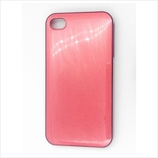 iPhone 4 fashion colorful Hard case casing cover (Red)