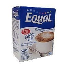 Equal Tablets Refill (500 tabs) (sugar replacement)