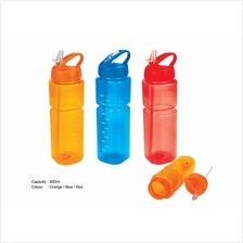 New Arrival  Sport Bottle/ Water container c/w Straw