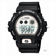 CASIO GD-X6900-7 G-SHOCK bigger 10 yrs resin strap black