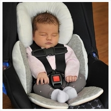 JJ Cole Baby Head Body Support Pillow Car Seat & Stroller Ready Stock