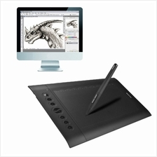 HUION H610 Pro 10 x 6.25 inch 5080 LPI 8 ExpressKey Signature Tablet B..