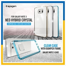 Original Spigen SGP Galaxy Note 5 Case Neo Hybrid CC Crystal Cover
