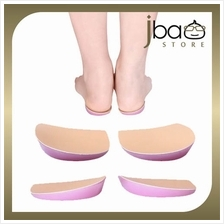 O/X shaped Legs Heel Insert Bow Legs Knock-knees Posture Corrector Insole
