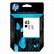 HP 45 Black Inkjet Print Cartridge (51645AA)