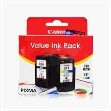 Canon PG-810 CL-811 Value Pack Ink Cartridge