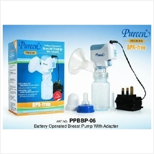 Pureen Premium Breast Pump with Adapter PPBBP-06