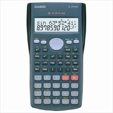 Casio Scientific Calculator fx-350MS - 12-Digit Electronic Calculator (Item No