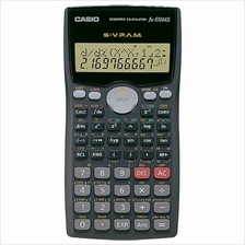 Casio Scientific Calculator fx-570MS - 12-Digit Electronic Calculator (Item No
