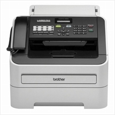 Brother IntelliFax Laser FAX-2840 -  Compact Laser Fax Machine with Prin