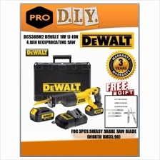 DCS380L2 DEWALT 18V LI-ION RECIPROCATING SAW