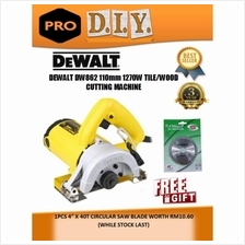 DW862 110MM DEWALT TILE/WOOD CUTTING MACHINE