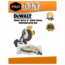 DW713 10' DEWALT COMPOUND MITER SAW