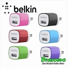 Belkin Apple iPhone iPad Android USB Wall Charger Power Adaptor