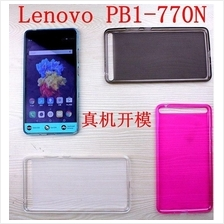 LENOVO PHAB PLUS 6.8 inch Tablet TPU Transparent Silicon Case Cover