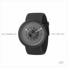 O.D.M. odm-design MY03-6 Michael Young Hacker Watch all black