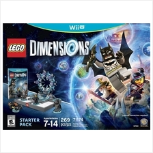 LEGO Dimensions Starter Pack Wii U PS4