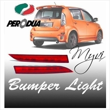 Perodua Axia/Myvi Icon SE/Advance Rear Bumper Reflector Led Lamp