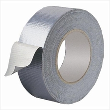 Cloth Tape 48mm x 40m Silver