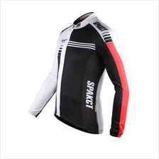 SPAKCT Limited Edition Man''s Long Sleeve Cycling Jersey