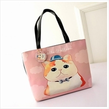 [Avenue86] Korean Cute Cartoon Cat Handbag (BW4971)