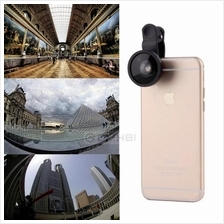 0.4X Ultra Super Wide Angle Resin Lens Selfie Camera Kit Phone Tablet