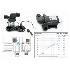1/2 Screw outlet 6V 12V 24V DC water pump 1150L/H aquarium solar fountain CPU