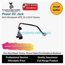 Laptop DC Power Jack DELL ULTRABOOK XPS 13 Series