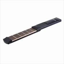 Portable Pocket Acoustic Guitar Practice Tool Gadget 6 String 6 Fret