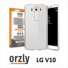 [Ori] Orzly - FlexiCase for LG V10 (Flexible Silicon Gel - 100% Clear)