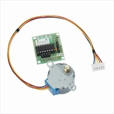 5V Stepper Motor 28BYJ-48 With Drive Test Module Board ULN2003