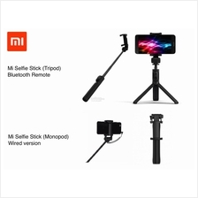 Original XIAOMI Mi Selfie Stick Bluetooth Monopod 100% Genuine