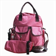 Mommy Baby Diaper Nappy Changing Backpack Bag