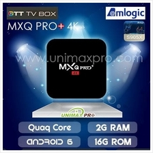 MXQ PRO+ Plus 4K - TV BOX M8S CS918 HIMEDIA MIBOX MI Minix HDTV MYIPTV