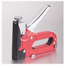 Professional 3 Way Staple Gun 4-14MM(5/32'-9/16')