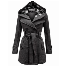 Ladies Long Winter Hooded Jackets Coat For Women Coats