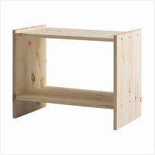 IKEA - DIY Contemporary Wooden Bed Side Table
