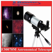 F30070M HD Outdoor Space Astronomical Telescope Monocular with Tripod