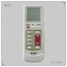 Universal Air Conditioner Remote control KT-109II