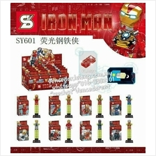 Lego Compatible SY601 IronMan Series