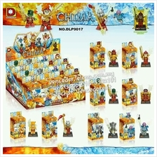 Lego Compatible DLP9017 Chima New Series